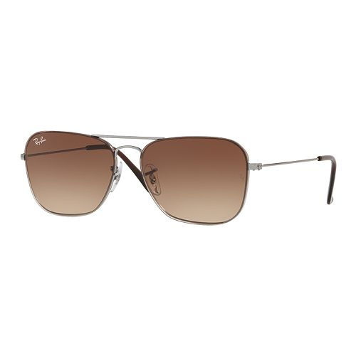 d0df1a53f3407 Ray-Ban RB3603 56mm Square Gradient Sunglasses