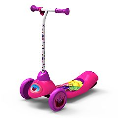 Pulse Performance Disney Princess 3-Wheel Electric Scooter