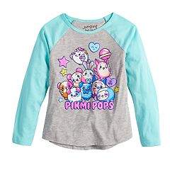 Girls 4-10 Jumping Beans® Pikmi Pops Graphic Tee