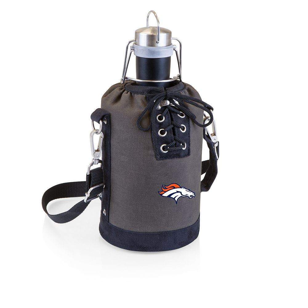 Denver Broncos Insulated Growler Tote