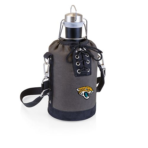 Jacksonville Jaguars Insulated Growler Tote