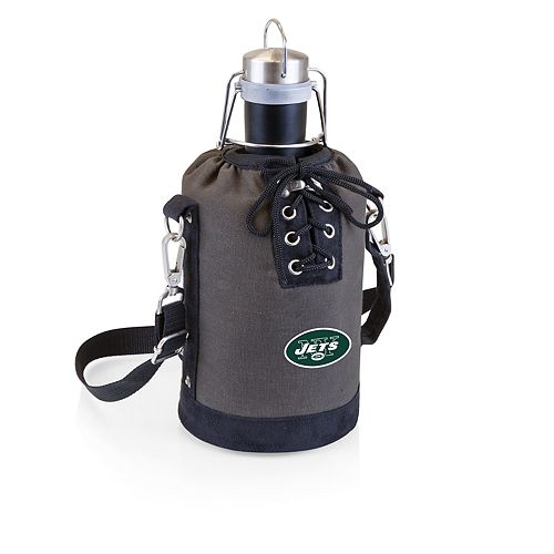 New York Jets Insulated Growler Tote