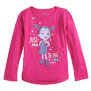 "Disney's Vampirina Girls 4-10 ""Just Me Being Me"" Graphic Tee by Jumping Beans®"