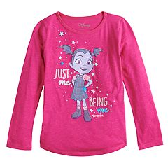 Disney's Vampirina Girls 4-10 'Just Me Being Me' Graphic Tee by Jumping Beans®