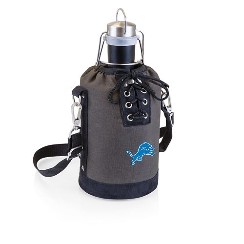 Detroit Lions Insulated Growler Tote