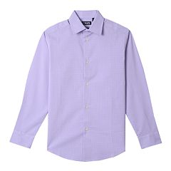 Boys 8-20 Chaps Gingham Button-Down Shirt
