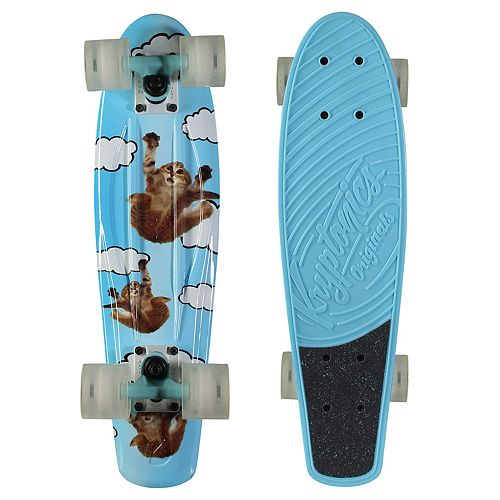 Kryptonics Original Complete Skateboard