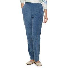 Women's Alfred Dunner Studio Pull-On Corduroy Pants