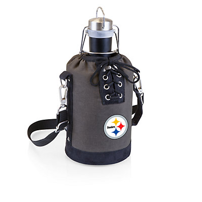 Pittsburgh Steelers Insulated Growler Tote