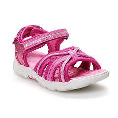 Jumping Beans® Peanut Butter Toddler Girls' Sandals