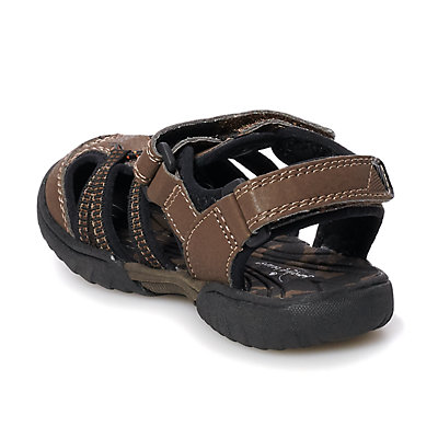 Jumping Beans® Rocky Road Toddler Boys' Casual Everyday Sandals