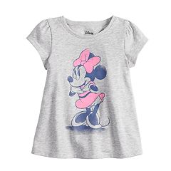 Disney's Minnie Mouse Baby Girl Graphic Swing Top by Jumping Beans®