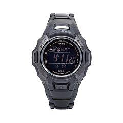 Casio Men's G-Shock Tough Solar Atomic Stainless Steel Digital Chronograph Watch - MTGM900BD-1CR