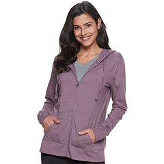 Women's SONOMA Goods for Life™ Zip-Up Hoodie