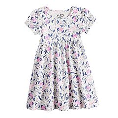 Disney's Minnie Mouse Toddler Girl Print Babydoll Dress by Jumping Beans®