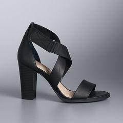 Simply Vera Vera Wang Fortune Women's Sandals