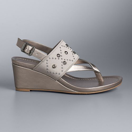 Simply Vera Vera Wang Davey Women's Sandals