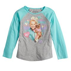 Girls 4-12 Jumping Beans® Jojo Siwa Graphic Tee
