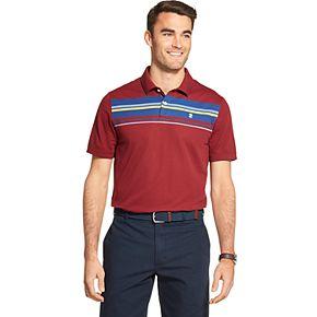 Men's IZOD Sportswear Breeze Cool FX Striped Classic-Fit Performance Polo