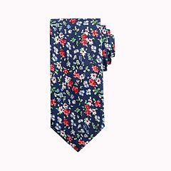 Men's Chaps Floral Linen Tie