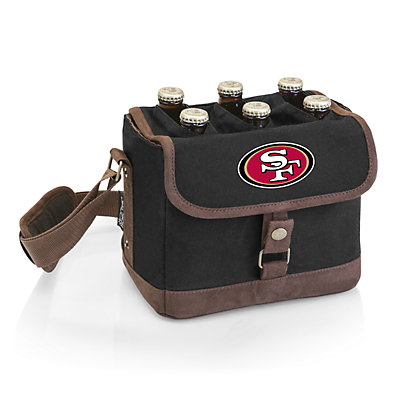 San Francisco 49ers Beer Caddy Cooler Tote