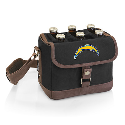 Los Angeles Chargers Beer Caddy Cooler Tote