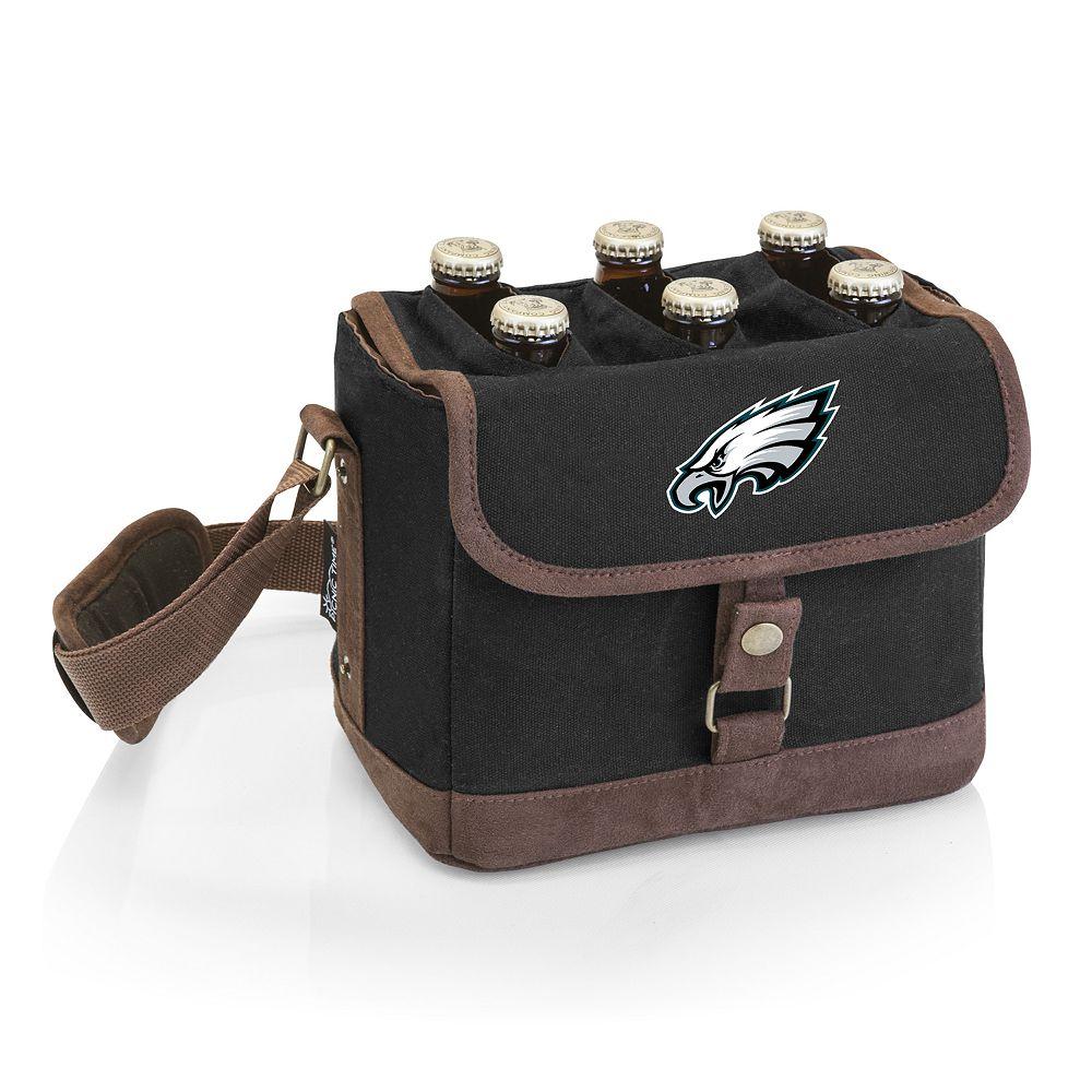 Philadelphia Eagles Beer Caddy Cooler Tote