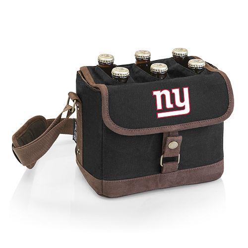 New York Giants Beer Caddy Cooler Tote