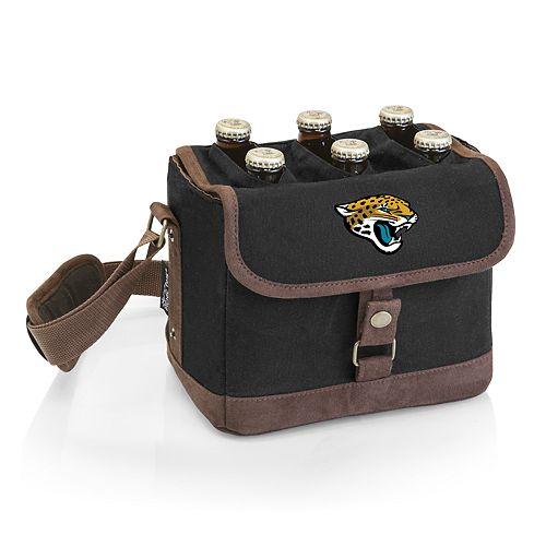 Jacksonville Jaguars Beer Caddy Cooler Tote