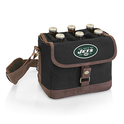 New York Jets Beer Caddy Cooler Tote