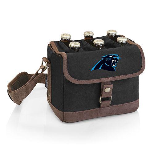 Carolina Panthers Beer Caddy Cooler Tote