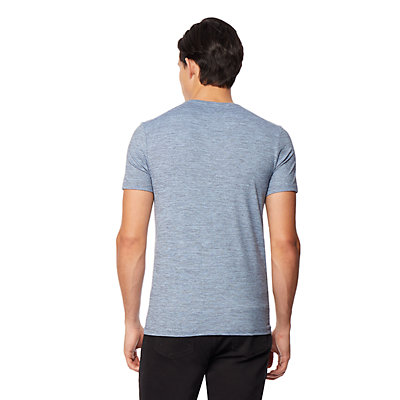 Men's CoolKeep Hyper Stretch Space-Dye Performance Crewneck Sleep Tee