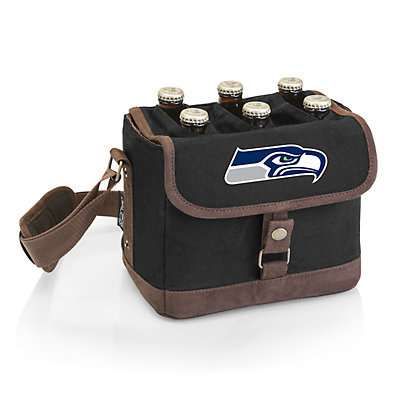 Seattle Seahawks Beer Caddy Cooler Tote