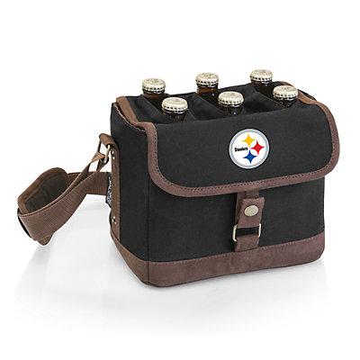 Pittsburgh Steelers Beer Caddy Cooler Tote