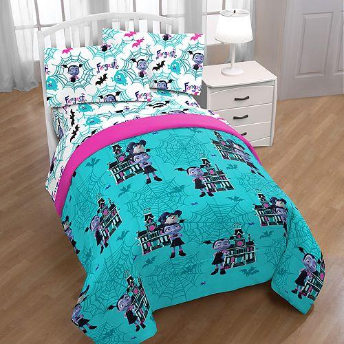 Disney's Vamperina Twin Bedding Set