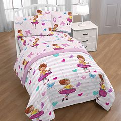 Disney's Fancy Nancy Fantastique Twin Bedding Set
