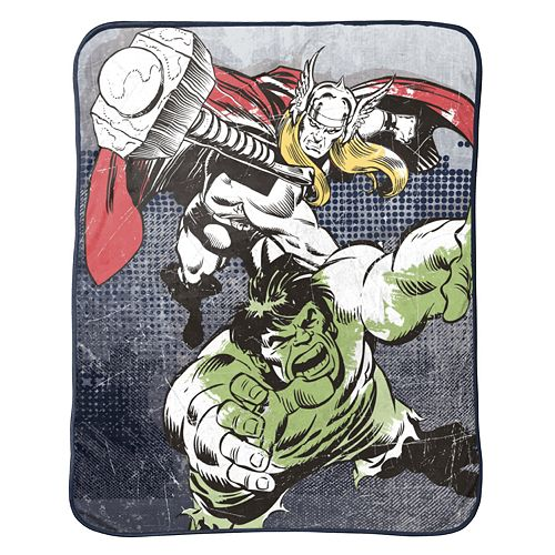 Marvel Thor Throw