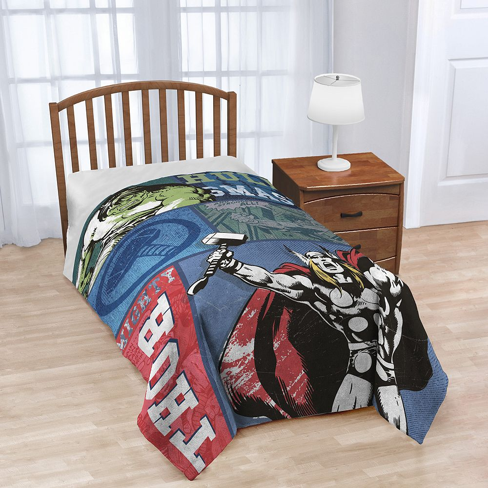 Marvel Thor Blanket