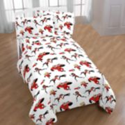 Disney / Pixar Incredibles Super Family Twin Sheet Set