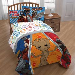 Guardians of the Galaxy Twin Bedding Set