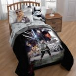 Star Wars Epic Poster Full/Queen Comforter