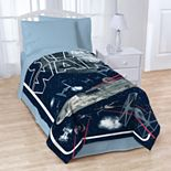 Star Wars Classic Space Battle Blanket