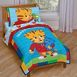 PBS Kids Daniel Tiger Bedding Set