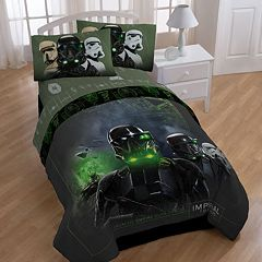 Star Wars Rogue 1 Imperial Trooper Twin Comforter