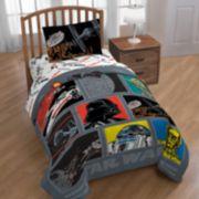 Star Wars Classic Death Star Reversible Twin Comforter