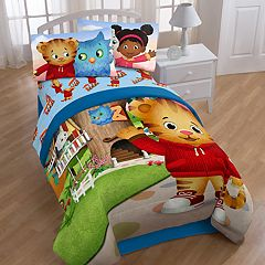 PBS Kids Daniel Tiger Tree House Twin Comforter
