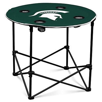 Missouri Tigers Portable Round Table