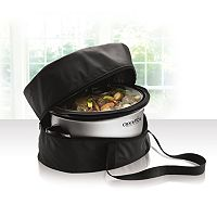 Crock-Pot Slow cooker Large Oval Travel Case