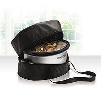 Crock-Pot Slow cooker Large Oval Travel Case