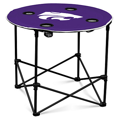 Kansas State Wildcats Portable Round Table
